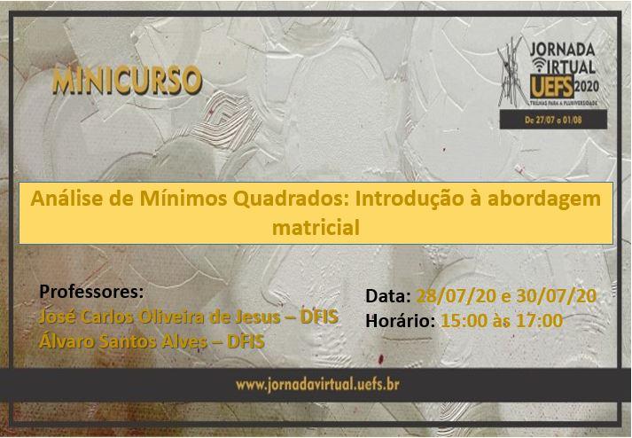 Minicurso_Minimos